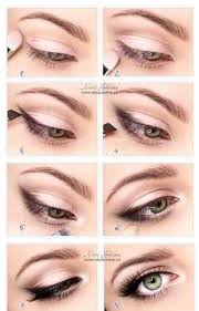 makeup enlarging natural eye tutorial eye cat makeup
