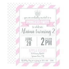 Homemade Birthday Invitations Packed With Pink Silver Glitter