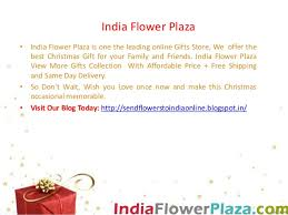 Various Types Of Christmas Gifts By India FlowerplazaOnline Gifts By Christmas