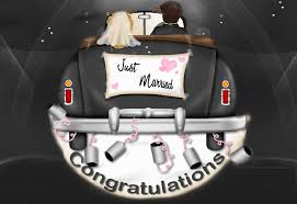 congratulations on your wedding day domjamiewedgraphic domjamiewedgraphic wedding cra gif