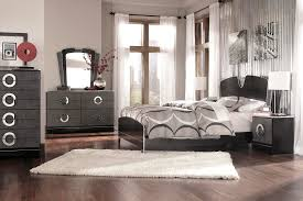 black and chrome furniture. Leather Headboard Bedroom Set Best Home Design Ideas Black And Chrome Furniture E