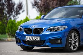 BMW 3 Series what is the cheapest bmw : 2016 BMW 220d xDrive Review - autoevolution