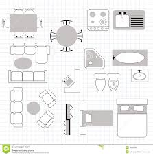floor plan furniture symbols bedroom. Bedroom Furniture Plans #image8 Floor Plan Symbols V