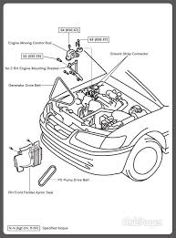 toyota camry 5sfe engine timing belt, water pump and seal 1997 Toyota Camry Spark Plug Wire Diagram 5sfe engine motor mount removal Toyota Camry Spark Plug Replacement