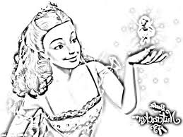 Nutcracker Coloring Pages Printable For Adults Barbie 93 Kid Colorings