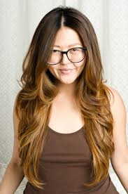 Hair Style For Asians modern asian long hairstyle hairstyle pinterest modern asian 8340 by stevesalt.us