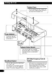 pioneer prs d1000m car amplifier premier owner s manual