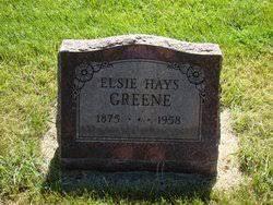 Elsie Rose Hays Morton Greene (1875-1958) - Find A Grave Memorial