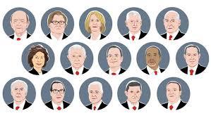 Donald Trump's cabinet picks reflect Republicans Party's ...
