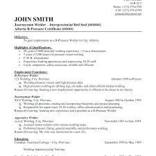 Job Description For Welder Directory Resume Sample