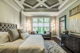 transitional bedroom design. Interesting Design Transitional Master Bedroom With Chandelier And Carpeted FloorPhoto By The  Mine  Look For Design Inspiration Intended Bedroom Design