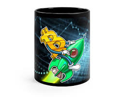 Guaranteed to spark up a conversation about your favorite. Rocket Man Mug Etsy