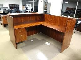 used reception desk reception desk reception desk ideas for salon