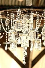 mason jar chandeliers mason jar candle chandelier diy pottery barn 16 jar mason jar chandelier