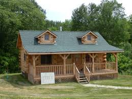 image of log cabin house designs