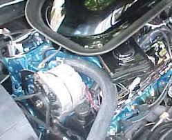 Pontiac Engine Colors