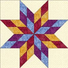 50 States- Missouri Free Star Quilt Block Pattern & ... a 12 inch finished / 12.5 inch unfinished free Star Quilt Block  Pattern. Choose Templates, or Rotery Cutting Instructions. Please abide by  my Terms Of ... Adamdwight.com