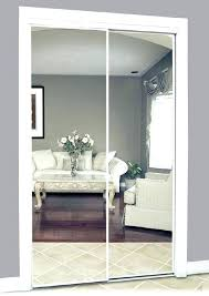 closet door mirror mirror doors mirror closet door sliding mirror closet doors can be applied to