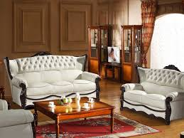 traditional furniture living room. Awesome Traditional Leather Sofa Set Living Room Los Angeles Vons Furniture