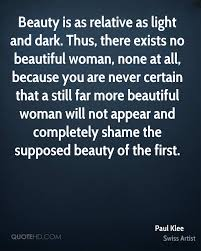 Beauty And Light Quotes Best of Paul Klee Beauty Quotes QuoteHD