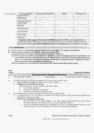 Epfo Introduction Of Declaration Form Form No 11 New