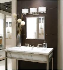 Bathroom Lighting Up Or Down Vanity Light Fixtures Sconce Should