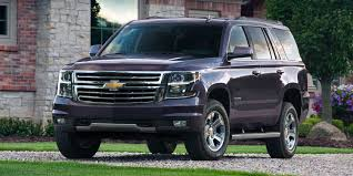 2015 Chevrolet Tahoe New Car Review on DriveChicago.com