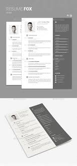 Simple Resume Templates Word Awesome Resume Template PSD MS Word Resume Templates Pinterest Resume