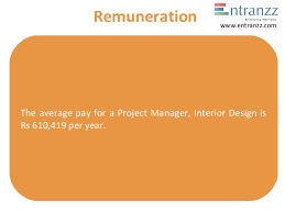 Annual Salary Of An Interior Designer Interesting Carrers In Interior Designing