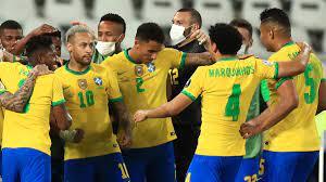 تشكيلة البرازيل ضد الأرجنتين المتوقعة الأحد 2021/7/11 في نهائي كوبا أمريكا