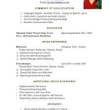 Resume Template Yahoo Yahoo Resume Template Sle Resume Cover