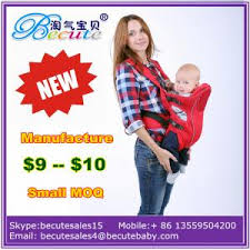 2016 Wholesale Baby Carrier Wrap Sling, Not MOQ, Free Sample With EN ...