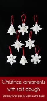 Dough Christmas Ornaments Recipe Part  38 Salt Dough Recipe Salt Dough Christmas Gifts