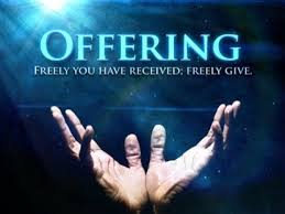 Image result for mission offerings hands
