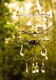 handmade outdoor lighting. wire outdoor chandelier via shelterness handmade lighting g