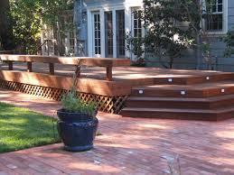 Landscape Deck And Patio Designer Deck And Patio Design Ideas Home Design Ideas