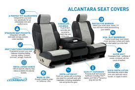 black beige custom seat covers