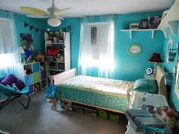 Umbau Aqua Schlafzimmer Wände Auf Türkis Farbe Malen Ideen Rdcny