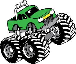 monster truck tires clipart.  Tires Monster Truck Clip Art 24343 On Tires Clipart