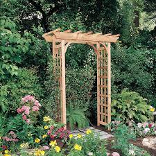 garden arbor. rosedale garden arbor