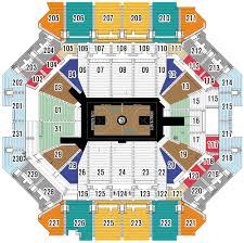 Brooklyn Nets Seating Chart 3d Family 4 Pack Brooklyn Nets