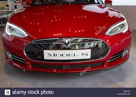 tesla electric car motor. The Tesla Model S Electric Car In Motors Store On Oxford Street London England United Kingdom UK Motor A