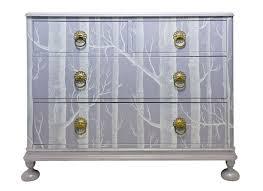 how to wallpaper furniture. Savvyhousekeeping Wallpaper Wallpapered Furniture How To