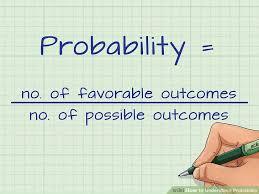 Resultado de imagem para probability
