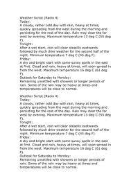weather report essay best report writing ideas essay writer uk