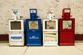 Used Newspaper Vending Machines For Sale Best Alleged Coupon Thief Collared With 48 Newspapers Coupons In The News