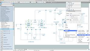professional electrical schematic diagrams maker simple free with electrical drawing software free download full version at Free Electrical Diagrams