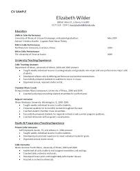 Undergraduate Student Resume Sample Inspiration Resume Template Monster Resume Samples Monster Undergraduate College