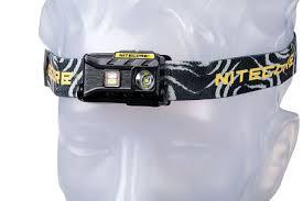 <b>NiteCore NU25 LED</b> head torch, black | Advantageously shopping at ...