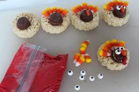 thanksgiving desserts turkey. Delighful Turkey Turkey Rice Krispie Treats Process 1 On Thanksgiving Desserts Turkey